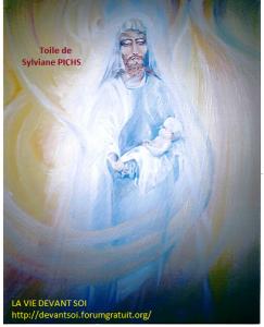 18 - Jésus et le bébé - Juillet 1993