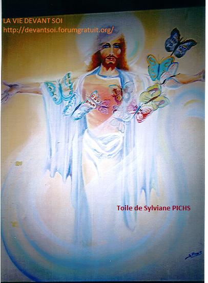 20 - Jésus aux papillons - juin 1995