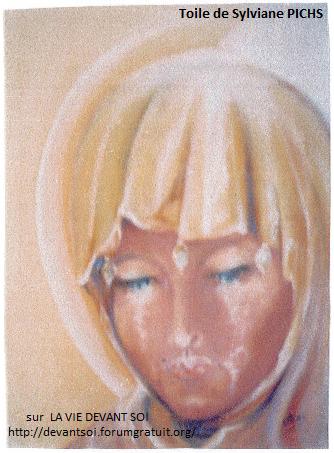 23 - Femme en pleurs - nov. 1995